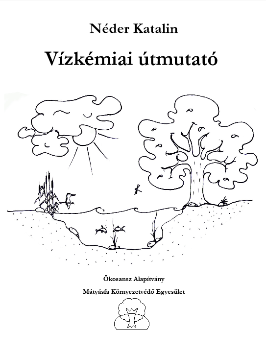 Néder Katalin: Vízkémiai útmutató (2003) - borító
