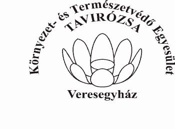 Tavirózsa Környezet- és Természetvédő Egyesület (Veresegyház) - logó